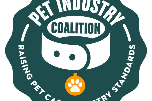 Pet Industry Coalition logo who is against dog walker through a gig operator